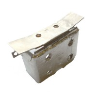 Headshield (stainless steel)